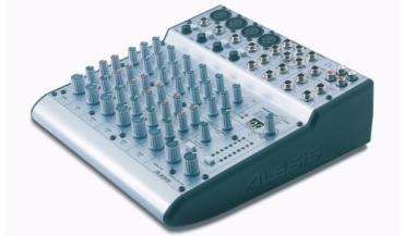 Zespół muzyczny mikser audio Alesis Multimix8Fx